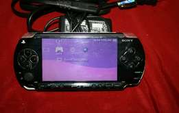Psp portable with games