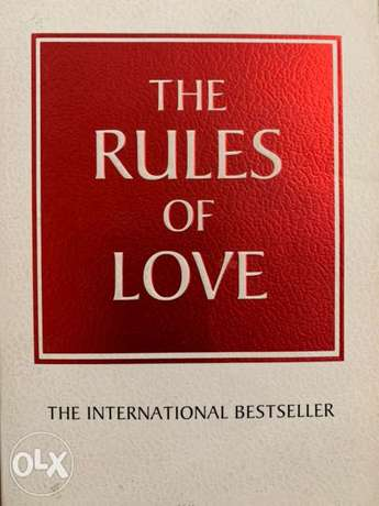 The Rules of Love.