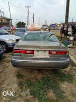 Toyota Camry Pencil Toks Leather Seats