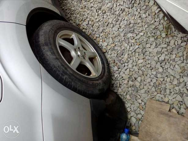Turbo charged subaru forester grey color new plate number fresh import Mombasa Island - image 3