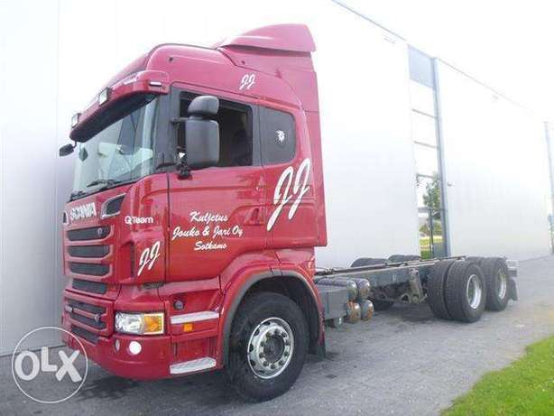 Scania R560 Soon Expected 6x4 Chassis Manual Euro 5 - To be Imported Lekki - image 3