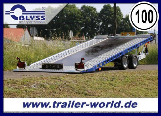 Blyss Autotransporter Anhanger 3000kg GG 460x200x3cm