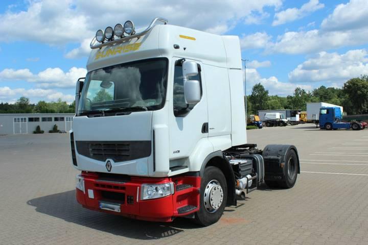 Renault Premium 440DXI Hydraulik Handschaltung - 2006