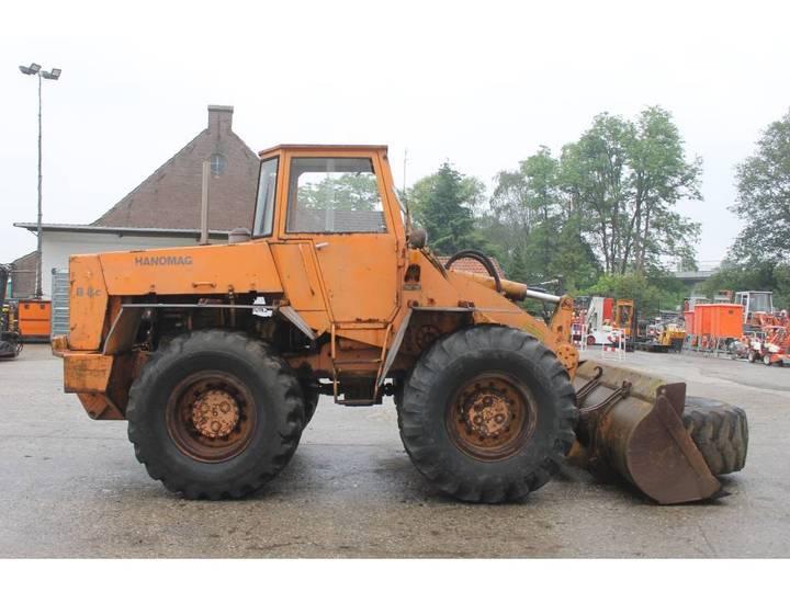 Hanomag B8C Wiellader Defect - 1973 - image 6