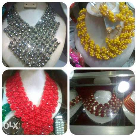Quality Coral/Crystal Beads Surulere - image 1