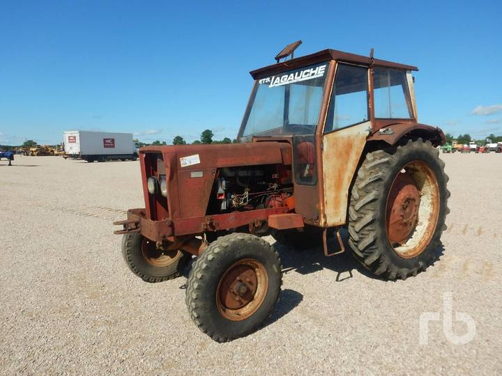 McCormick 624 4WD Agricultural Tractor