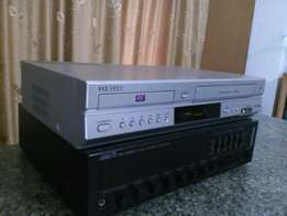 Samsung DVD and vhs player