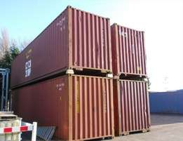 Containers 40ft