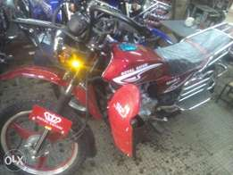Royal safari brand new motorcyles 150cc