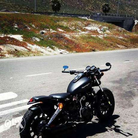 Looking for cruiser motorcycle