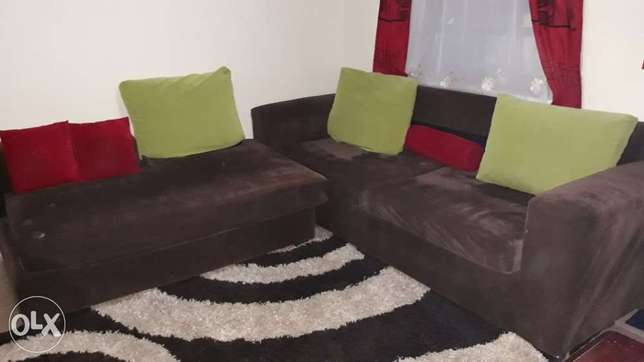 L Shaped Couch/ Sofa Ngong - image 1