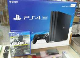 Ps4 pro with CoD infinite warfare