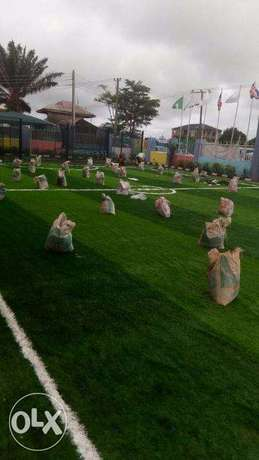 Artificial Grass for Landscaping and Sport Facilities (Football Pitch) Lagos Mainland - image 7