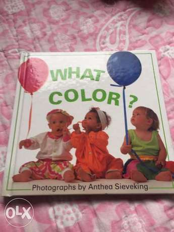 learning book for babies