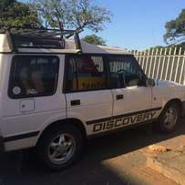 7 Seater Landy Disco available - straight swop for a Double Cab
