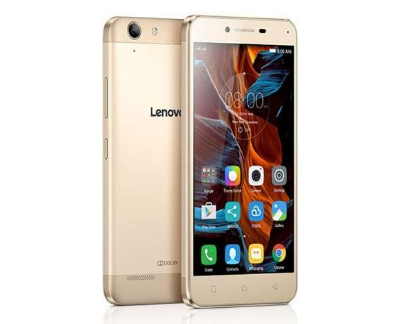 Lenovo vibe K5 plus on quick sale, as good as new at ksh. 8500/= Nairobi CBD - image 1