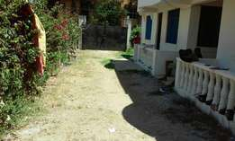 Block of 2 units of 2 bedrooms flats sitted on 1/8 acre For sale