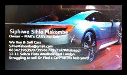 MAK's Cars for sale