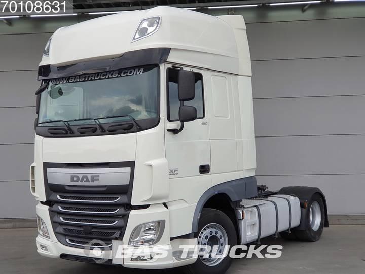 DAF XF460 SSC 4X2 Euro 6 ACC - 2016