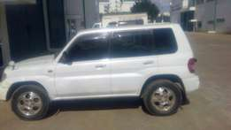 Mitsubishi Pajero,in good condition,first owner,accident free,orgnl,pa