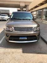 Foreign used Range Rover autobiography (2012)