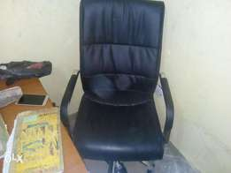 Top quality leather office chair