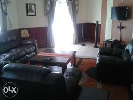 Classic fully furnished and serviced 2 bedroom apartment to let
