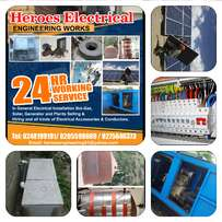 24Hr Services, Installation and Selling