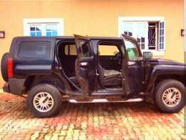 This is a clean registered Hummer3 Jeep available for 3M asking