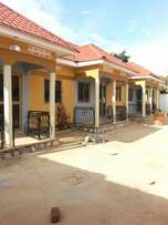 Brand New self-contained 2bedrooms house at UGX 500000/=