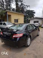 Toyota Camry 2008 upgraded 2010model very clean