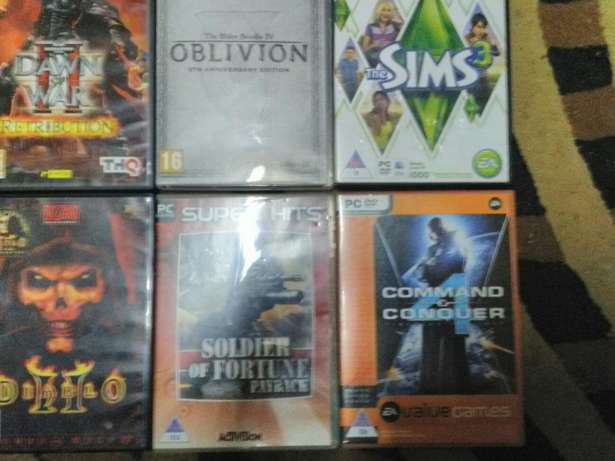 Pc games for sale Andeon - image 1