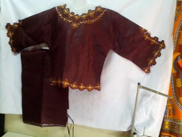 Ready-made ladies embroidered outfits from West Africa Nairobi CBD - image 3