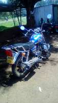 Yatian motorbike 85k negotiable
