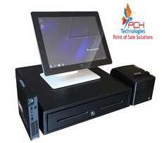 Elo PCH Touch Screen Point of Sale System ( 6 Months Carry in Warranty