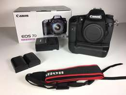 Canon EOS 7D Body Only For Sale