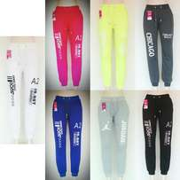 Ladies joggers trousers