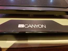 Canyon laptop cooler