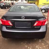 2007 Model ES350 Lexus With Reverse Camera Navigation