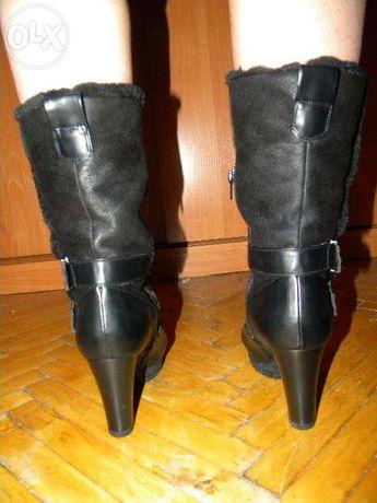 Зимові чоботи   Зимние сапоги  500 грн. - Женская обувь Киев на Olx 898cb6298ead4