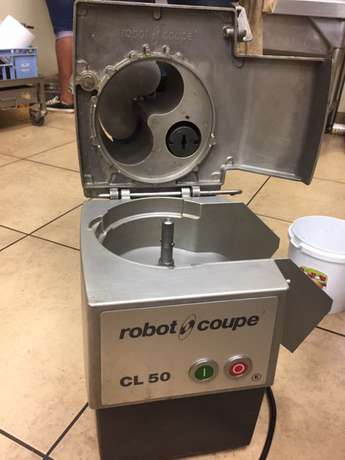 robot coupe cl50 vegetable preparation machine Roshnee - image 2