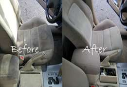 Need Car Interior Cleaning At The Location Of Your Choice? Ksh 500 Off