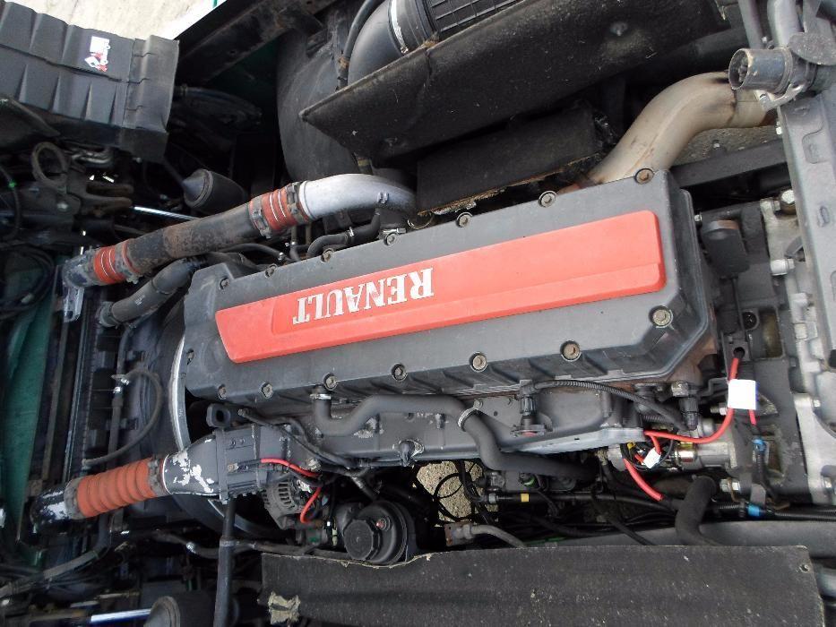 volvo двигатель dxi