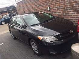 super clean 2011 Toyota Corolla accident free