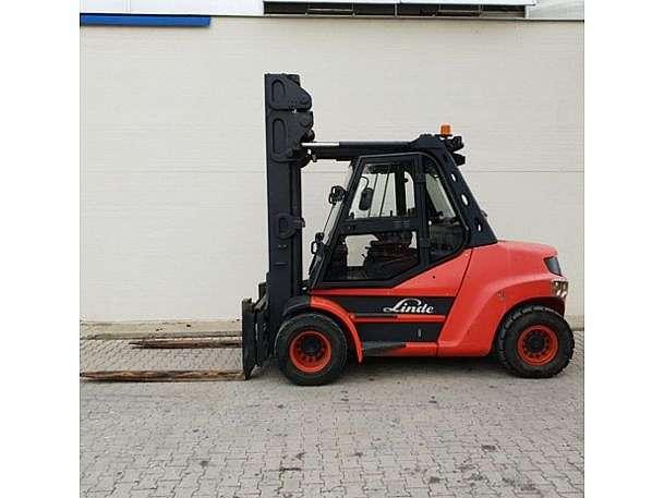 Linde H80/900 - 2013