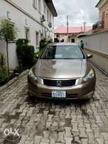 2009 registered Honda Accord