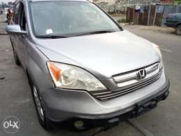 Neatly used Honda crv jeep