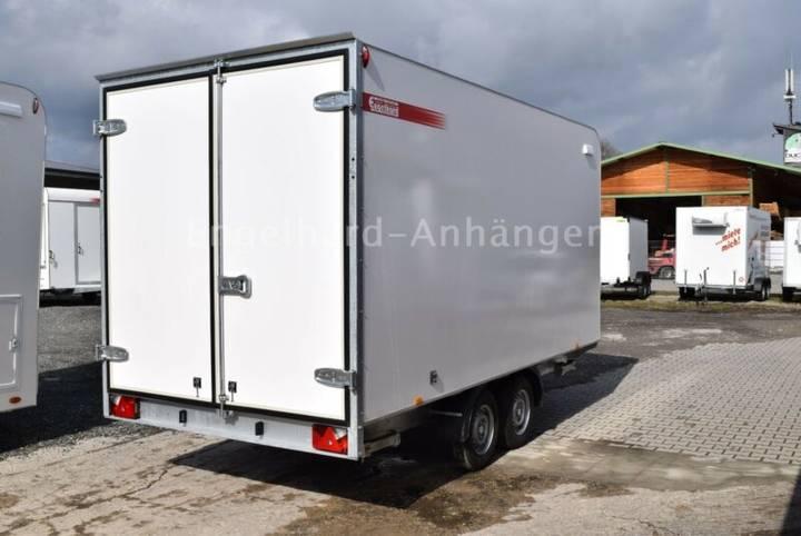 TFSP 500T.00 - 500x200x210 cm - 2,7 t HOCHLADER