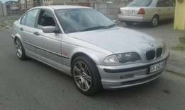 Btw 318i auto E46 very good runner