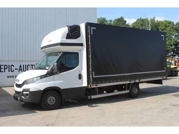 Iveco Daily 35-170 Bedrijfswagen - 2015